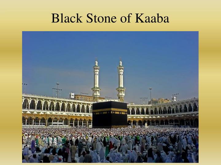 Black Stone of Kaaba