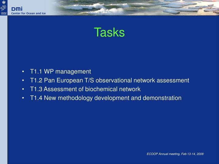 ECOOP Annual meeting, Feb 13-14, 2008