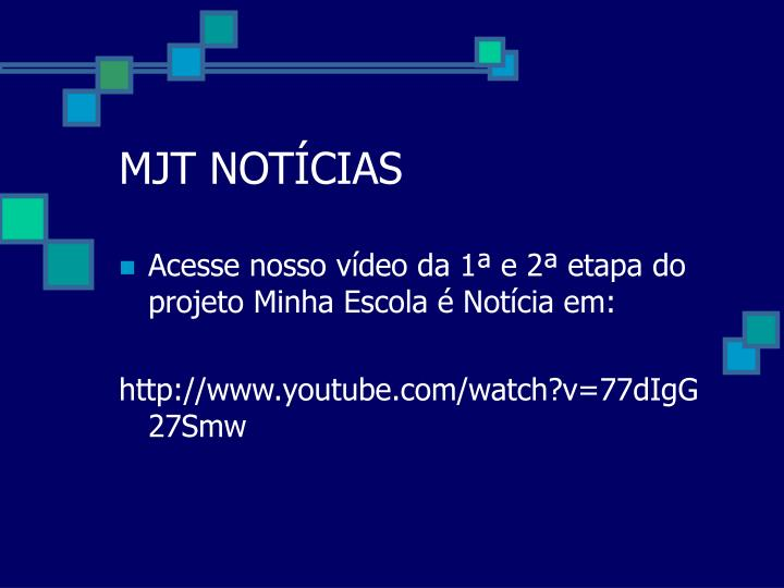 Mjt not cias1