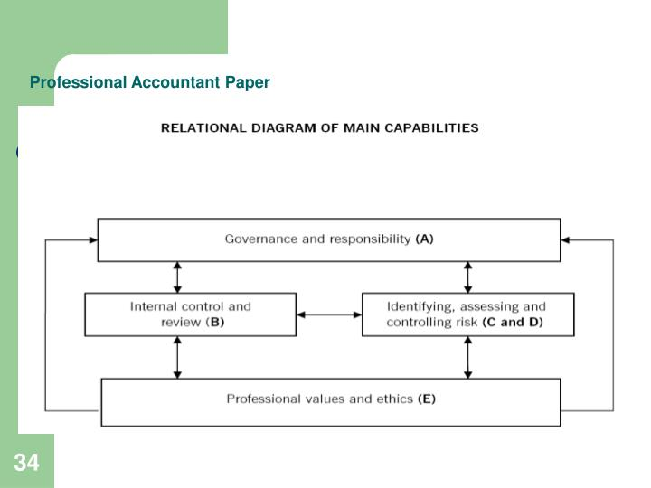 Professional Accountant Paper