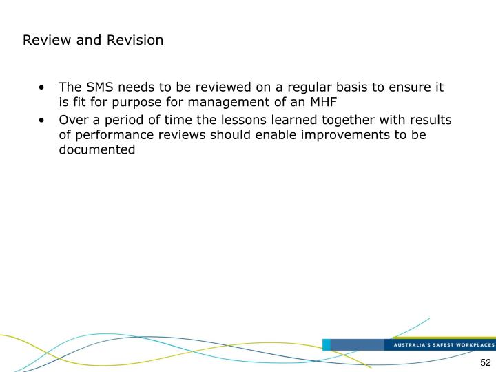 Review and Revision