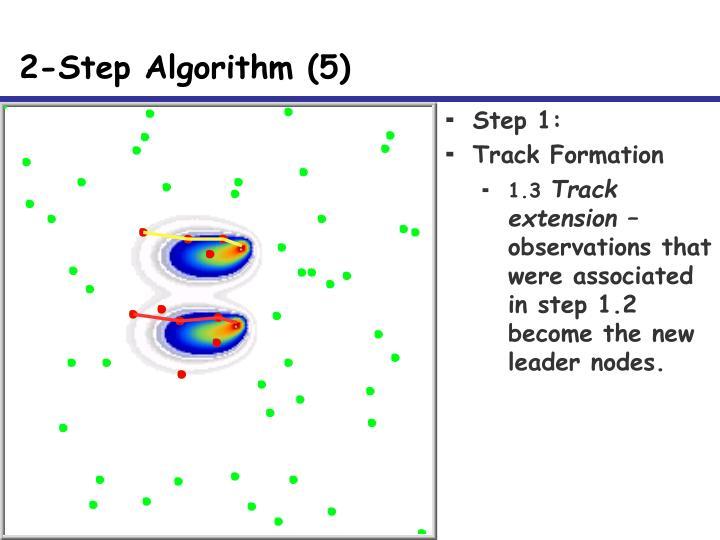 2-Step Algorithm (5)