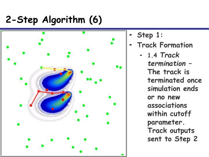 2-Step Algorithm (6)
