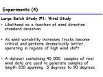 large batch study 1 wind study