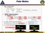polar motion1