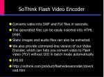 sothink flash video encoder