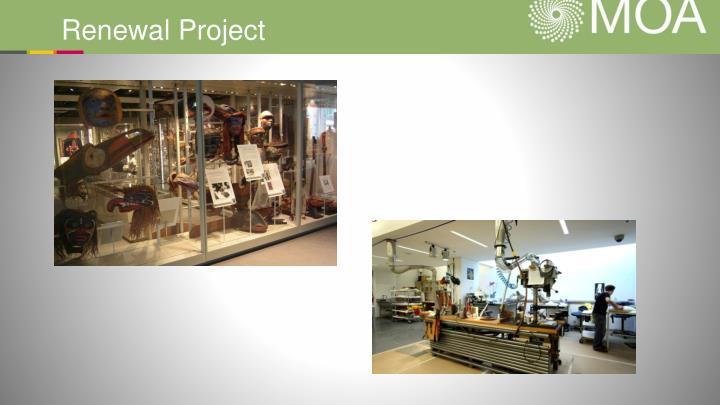 Renewal Project