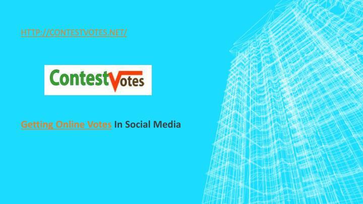 http contestvotes net