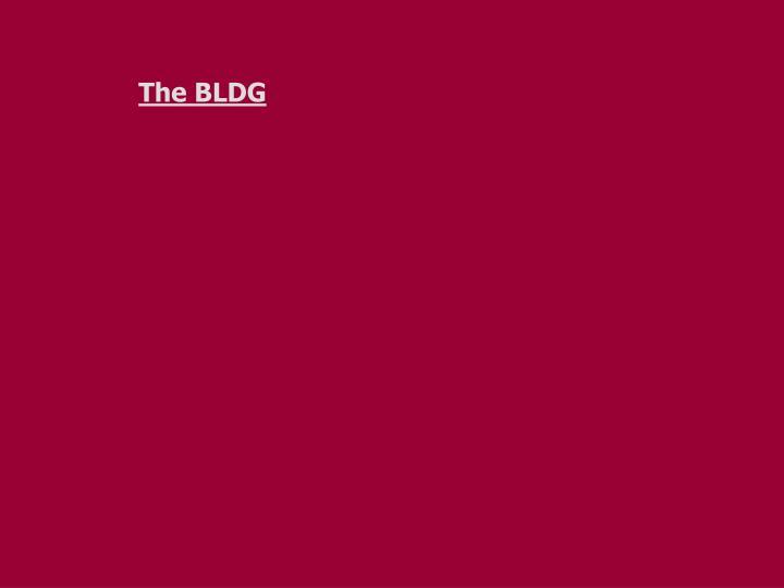 The BLDG