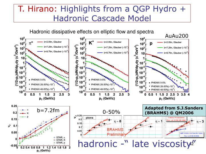 T. Hirano: