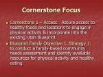 cornerstone focus