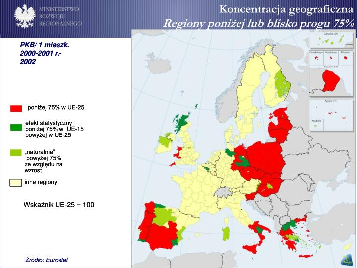 Koncentracja geograficzna