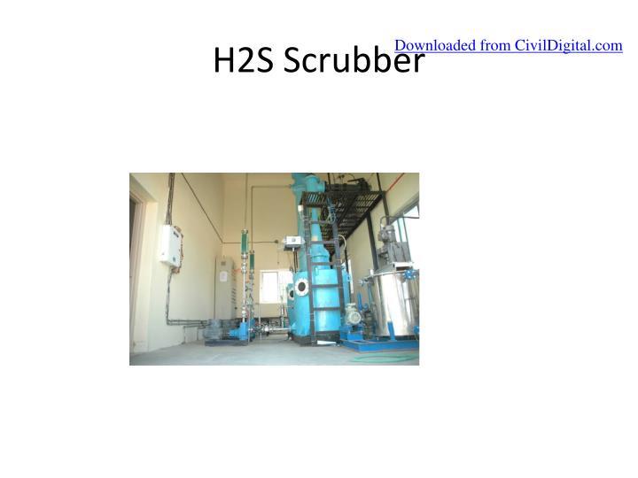 H2S Scrubber