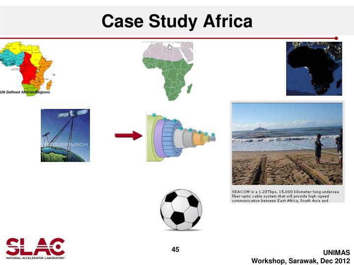 Case Study Africa