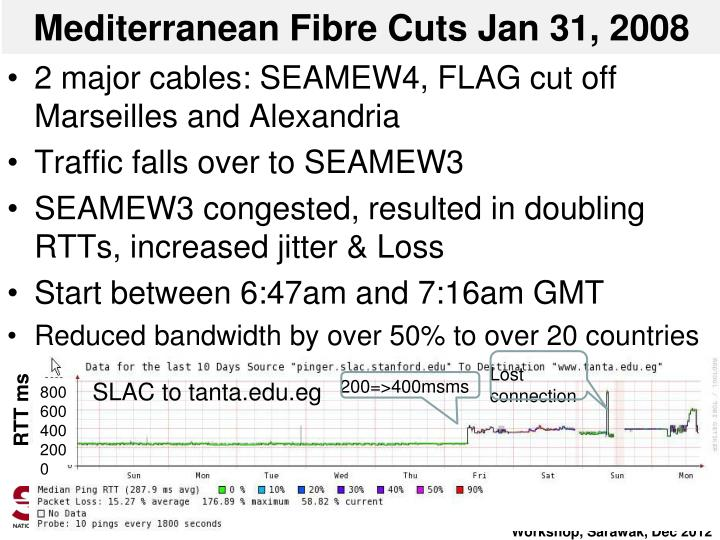 Mediterranean Fibre Cuts Jan 31, 2008