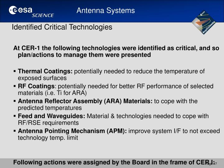 Antenna Systems