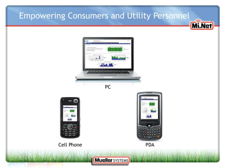 Empowering Consumers and Utility Personnel