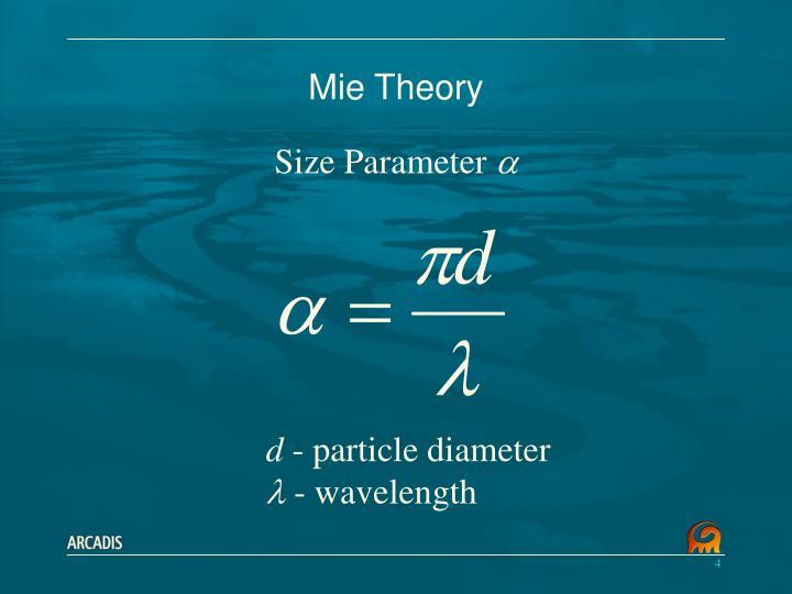 Mie Theory