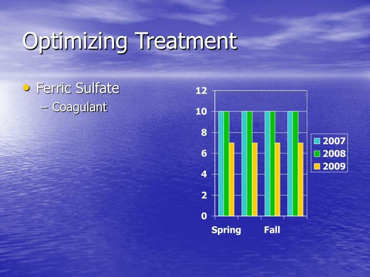Optimizing Treatment
