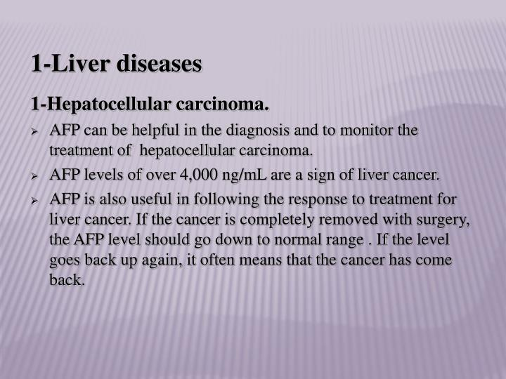 1-Liver diseases