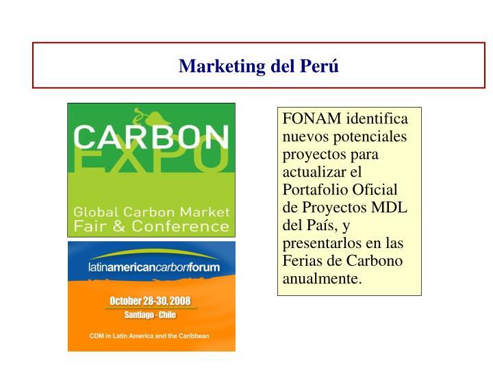 Marketing del Perú