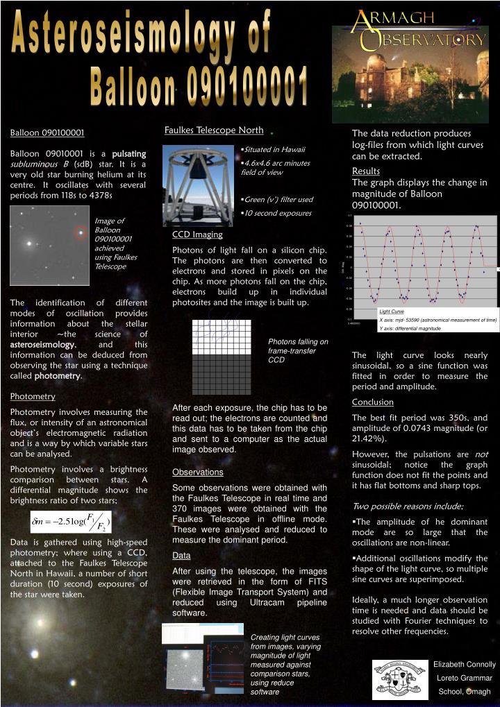 Asteroseismology of