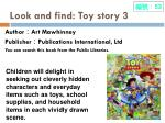 look and find toy story 3