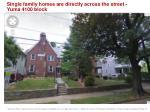 single family homes are directly across the street yuma 4100 block