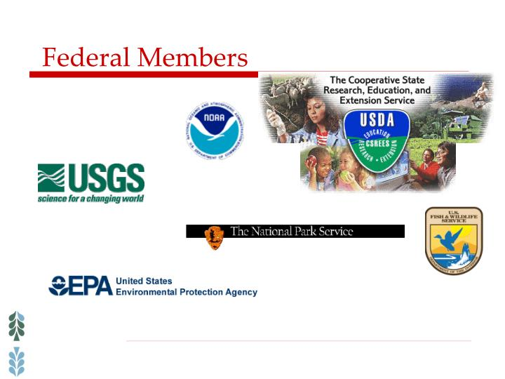 Federal Members