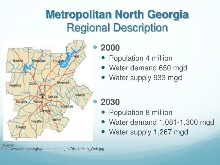 Metropolitan North Georgia