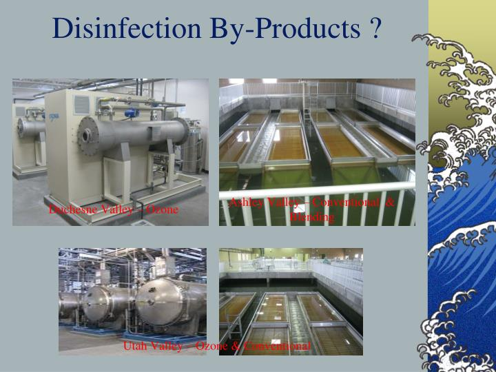 Disinfection By-Products ?