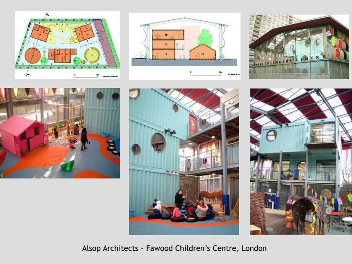 Alsop Architects – Fawood Children's Centre, London