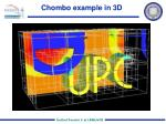 chombo example in 3d