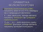 gramatyka bezkontekstowa15