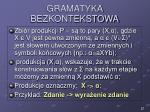 gramatyka bezkontekstowa17