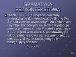 gramatyka bezkontekstowa18