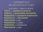 gramatyka bezkontekstowa3