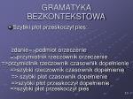 gramatyka bezkontekstowa6