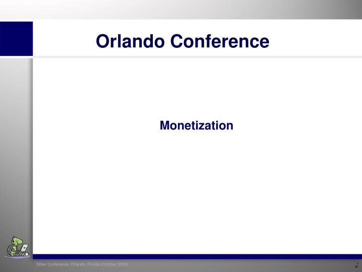 orlando conference