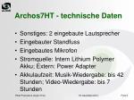 archos7ht technische daten3