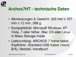 archos7ht technische daten4