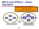 mpls and diffserv basic operation1