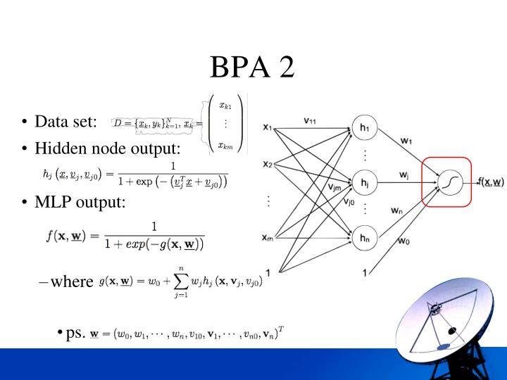 BPA 2
