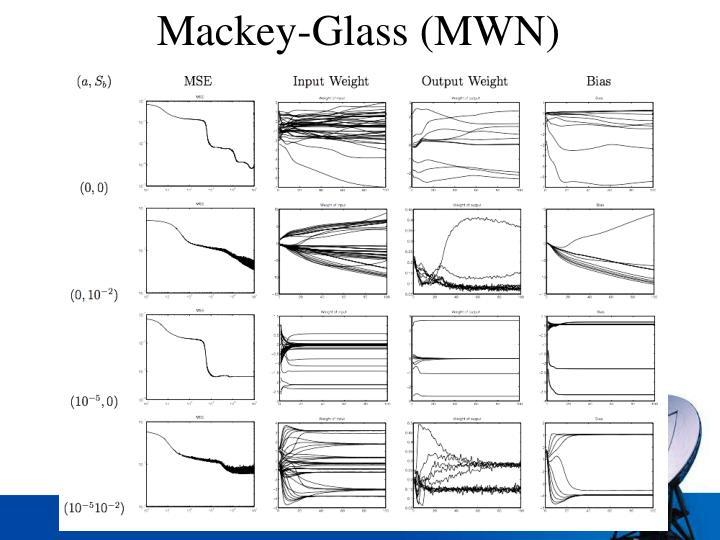 Mackey-Glass (MWN)