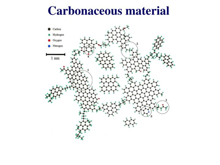 Carbonaceous material