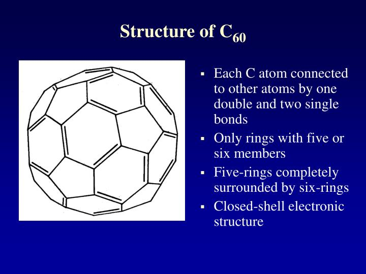 Structure of C