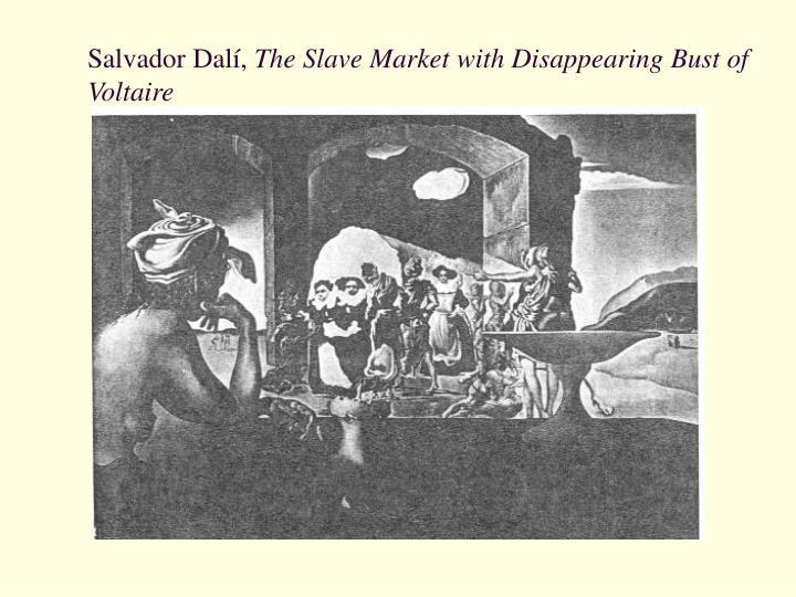 Salvador Dalí,