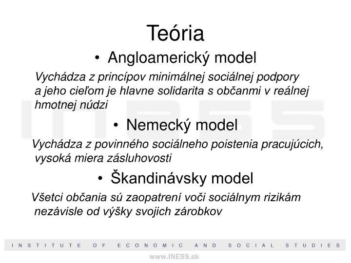 Teória