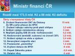 rozd l mezi 173 5 mld k a 88 mld k deficitu