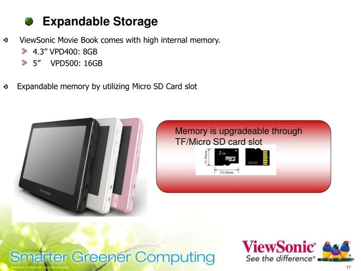 Expandable Storage